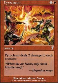 Pyroclasm - 7th Edition
