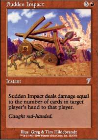 Sudden Impact - 7th Edition