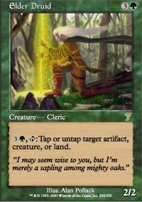 Elder Druid - 7th Edition
