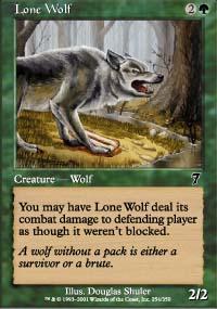 Lone Wolf - 7th Edition