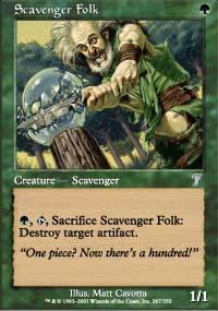 Scavenger Folk - 7th Edition