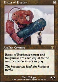 Beast of Burden - 7th Edition