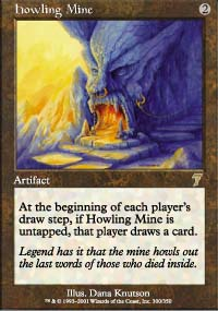 Howling Mine - 7th Edition