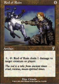 Rod of Ruin - 7th Edition