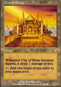 City of Brass - 7th Edition