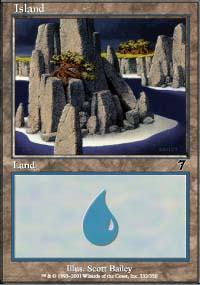 Island 1 - 7th Edition