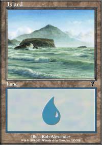 Island 2 - 7th Edition
