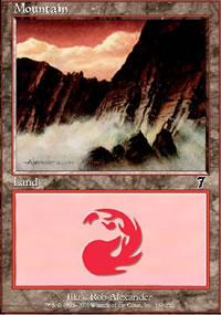 Mountain 3 - 7th Edition