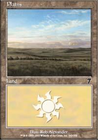 Plains 2 - 7th Edition