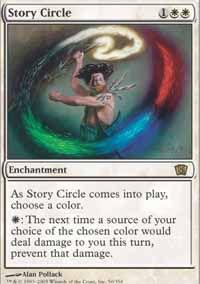 Story Circle - 8th Edition