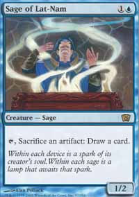 Sage of Lat-Nam - 8th Edition