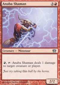 Anaba Shaman - 8th Edition