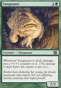Fungusaur - 8th Edition