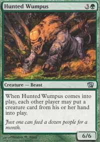 Hunted Wumpus - 8th Edition