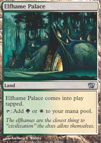 Elfhame Palace - 8th Edition