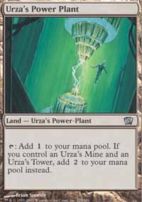 Urza's Power Plant - 8th Edition