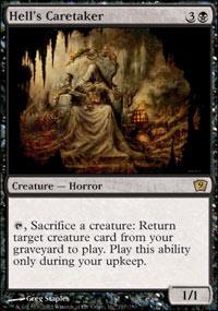 Hell's Caretaker - 9th Edition