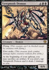 Yawgmoth Demon - 9th Edition