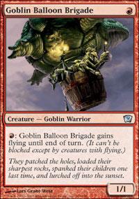 Goblin Balloon Brigade - 9th Edition