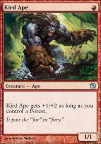Kird Ape - 9th Edition