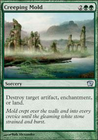 Creeping Mold - 9th Edition