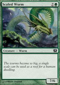 Scaled Wurm - 9th Edition