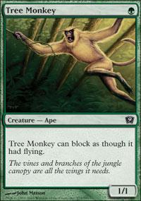 Tree Monkey - 9th Edition