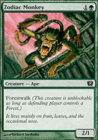 Zodiac Monkey - 9th Edition