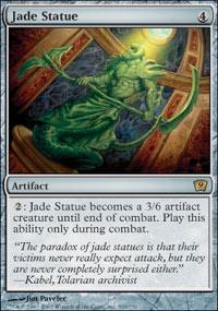Jade Statue - 9th Edition