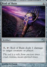Rod of Ruin - 9th Edition