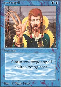 Counterspell - Unlimited