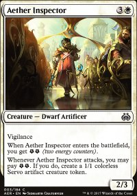 Aether Inspector - Aether Revolt