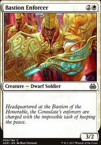 Bastion Enforcer - Aether Revolt
