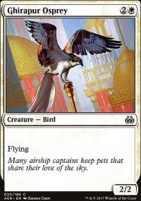 Ghirapur Osprey - Aether Revolt