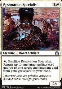 Restoration Specialist - Aether Revolt