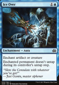 Ice Over - Aether Revolt