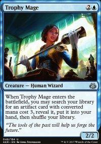 Trophy Mage - Aether Revolt