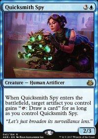 Quicksmith Spy - Aether Revolt