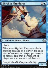 Skyship Plunderer - Aether Revolt