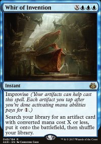 Whir of Invention - Aether Revolt