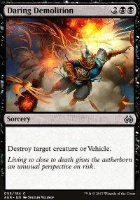 Daring Demolition - Aether Revolt