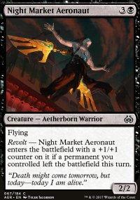Night Market Aeronaut - Aether Revolt