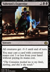 Yahenni's Expertise - Aether Revolt
