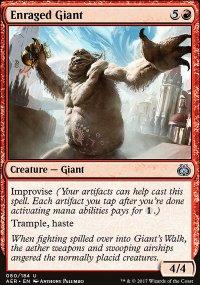 Enraged Giant - Aether Revolt