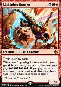 Lightning Runner - Aether Revolt