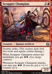 Scrapper Champion - Aether Revolt