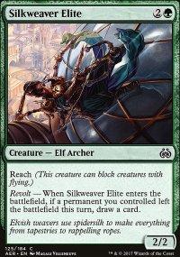 Silkweaver Elite - Aether Revolt