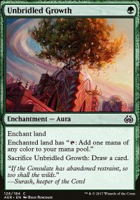 Unbridled Growth - Aether Revolt