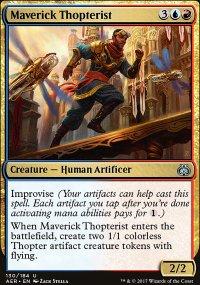 Maverick Thopterist - Aether Revolt