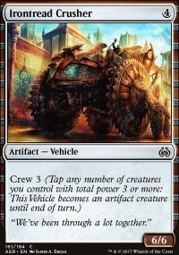 Irontread Crusher - Aether Revolt